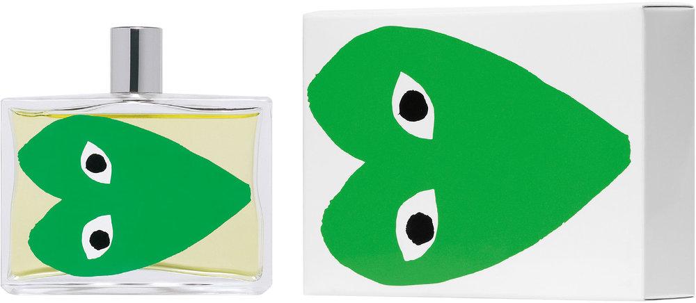 PLAY GREEN - by Comme des Garçons