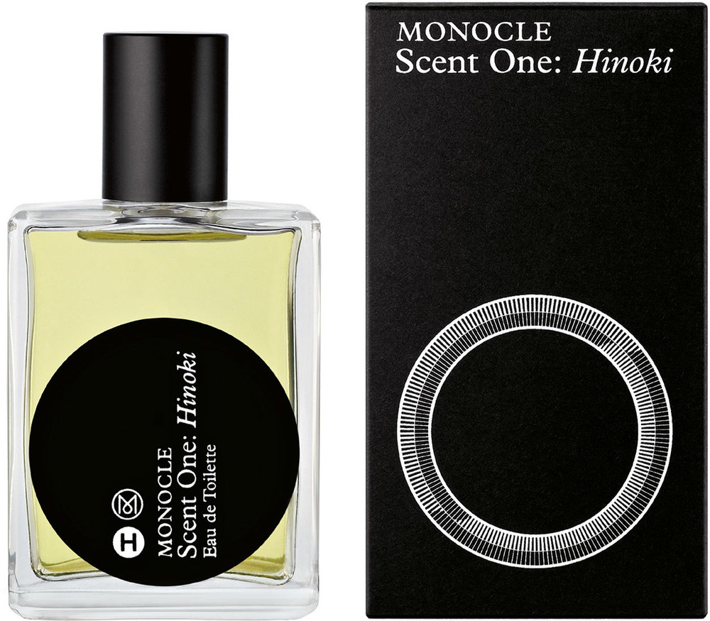 MONOCLE SCENT ONE HINOKI - by Comme des Garçons