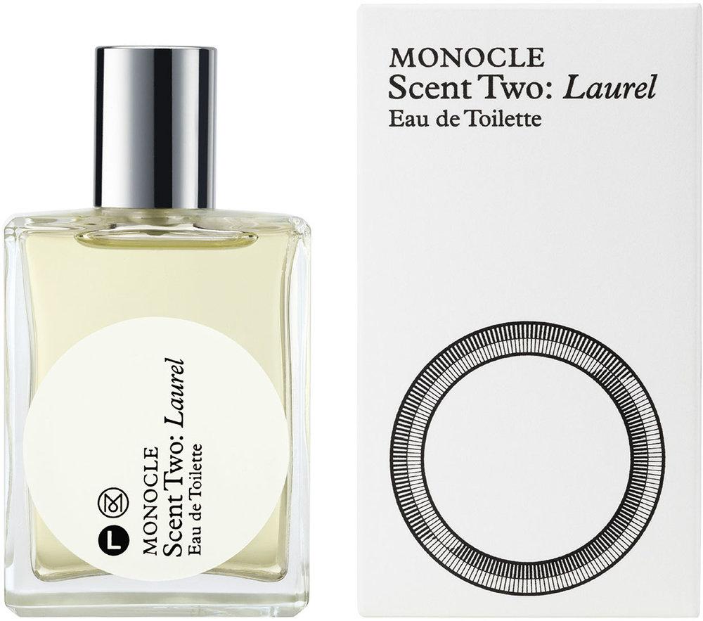 MONOCLE SCENT TWO LAUREL - by Comme des Garçons