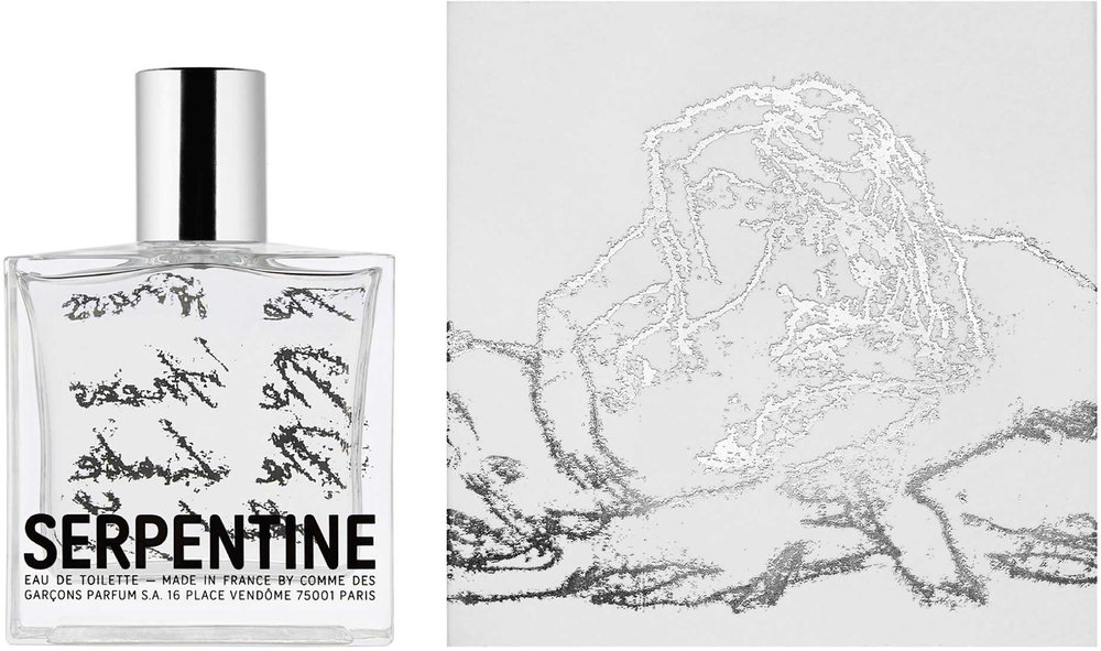SERPENTINE - by Comme des Garçons
