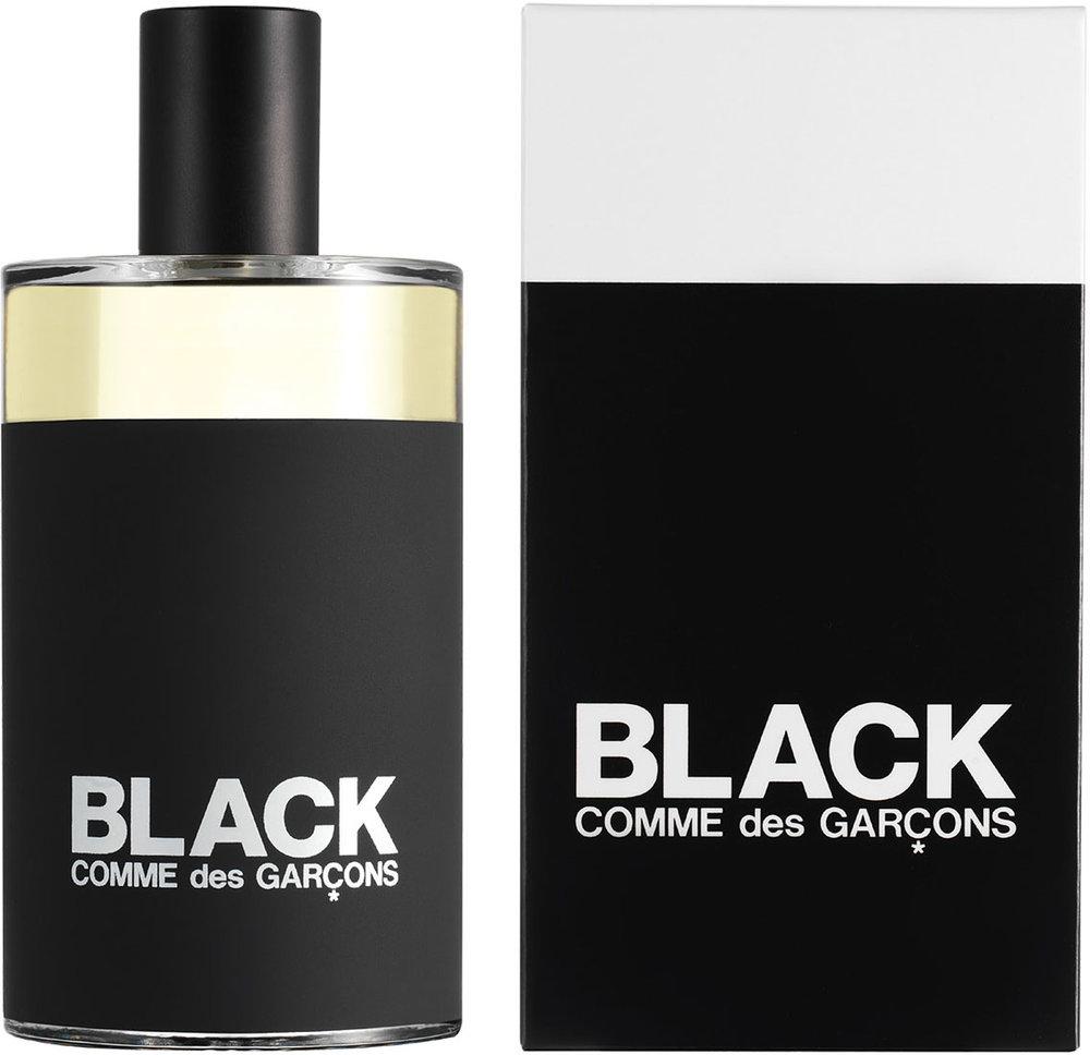 BLACK - by Comme des Garçons
