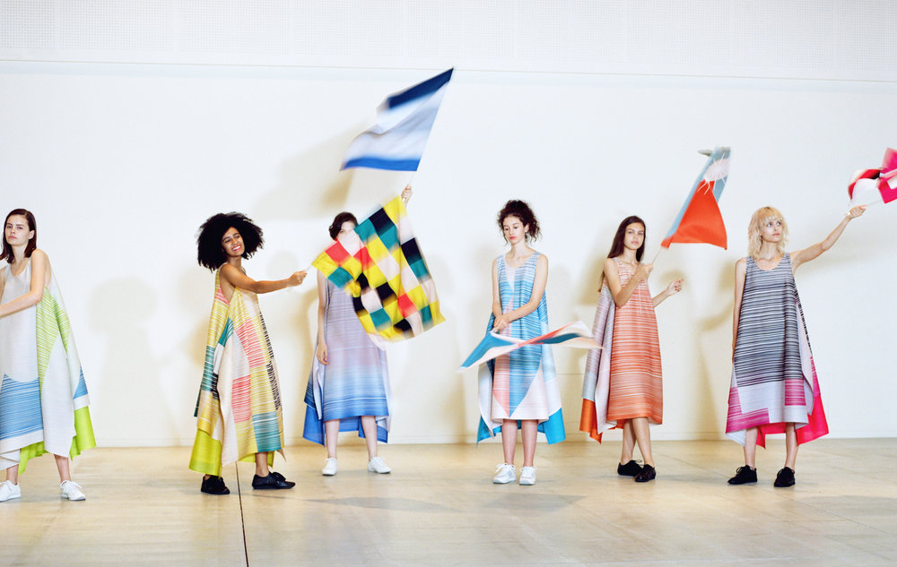 Pleats Please! - by ISSEY MIYAKE
