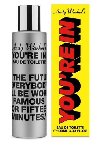 ANDY WARHOL'S 'YOUR IN!' - by Comme des Garçon