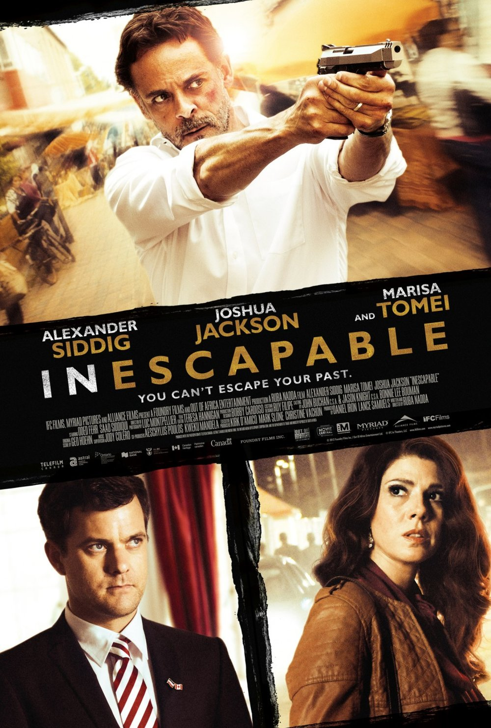 9.Inescapable poster.jpg