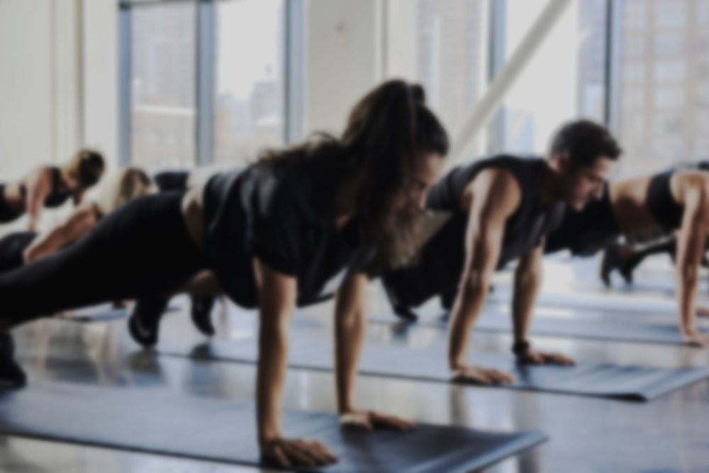 STUDIO b - BOOK ARMY BOOTCAMP CLASSES AT STUDIO B. BY BANDIER