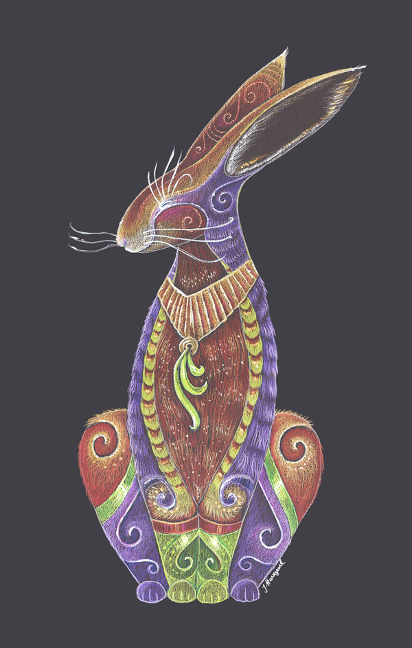 Hare Totem
