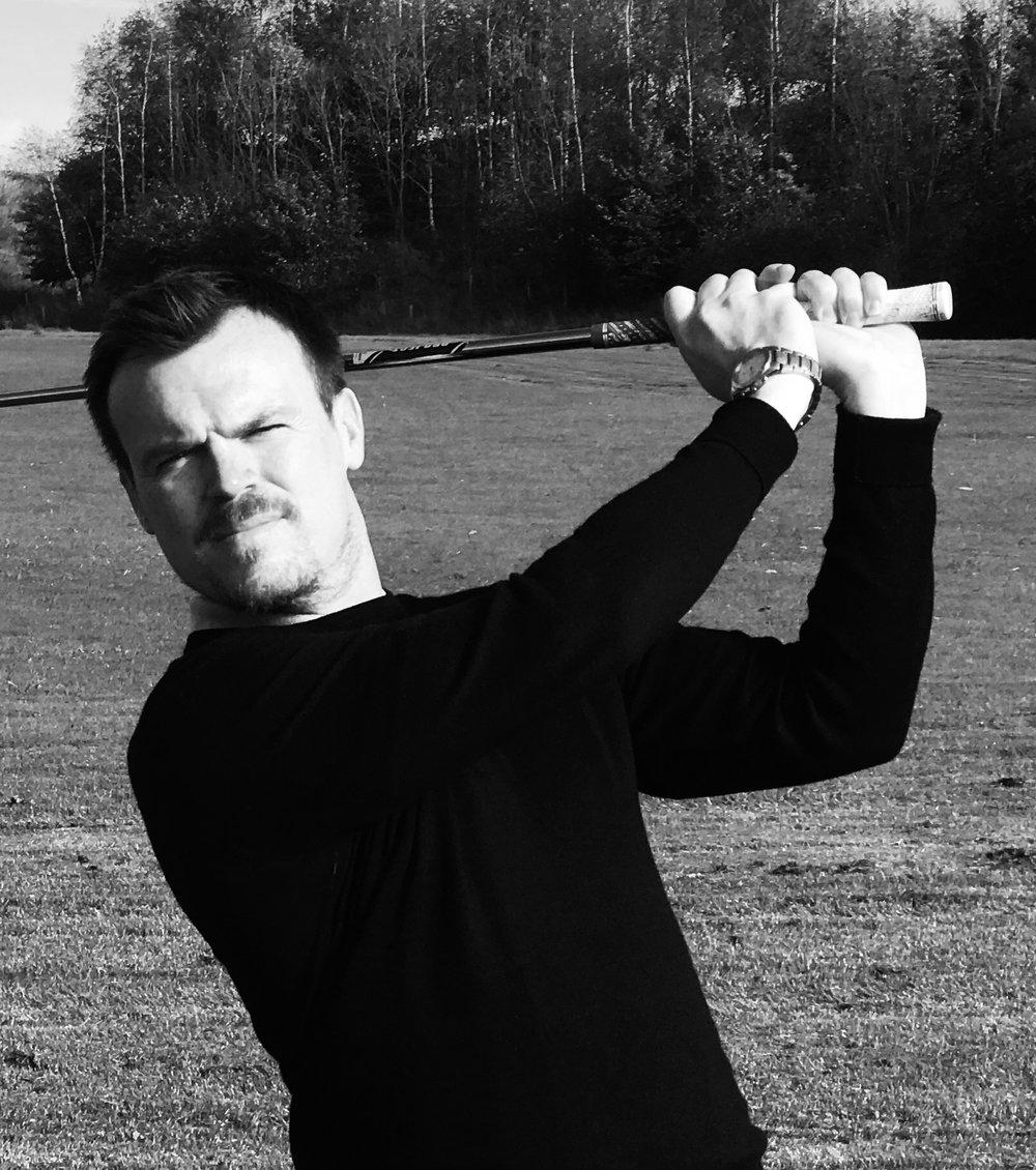David Meaney, MPS, APGA. - Golf Coaching