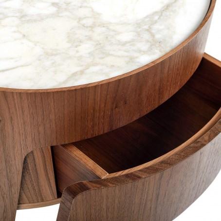 Giorgetti-Morfeo Walnut Bedside Cabinet-02-SQ.jpg