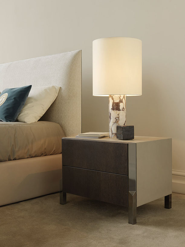 tr band bed and bedside table, stone table lamp612x817.jpg