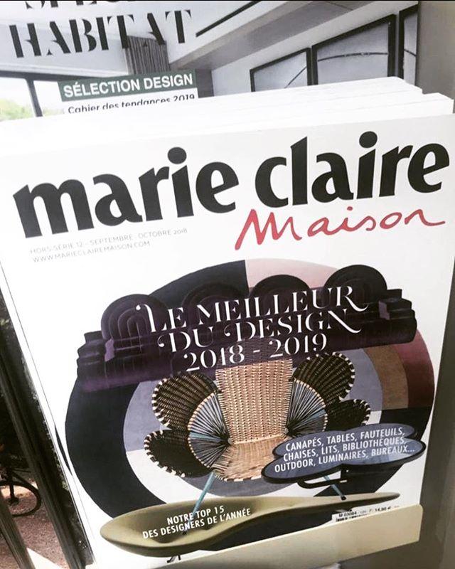 Proud to be here... Thanks to @marieclairemaison  #marieclaire #marieclairemaison #italy #interiordesign #design #designer #love #interiordesign #carlocolombo #luxury #luxurydesign
