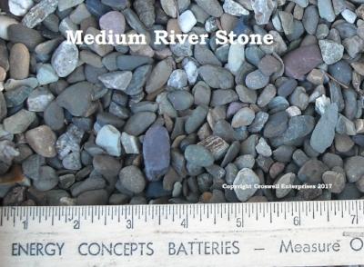 Medium River Stone