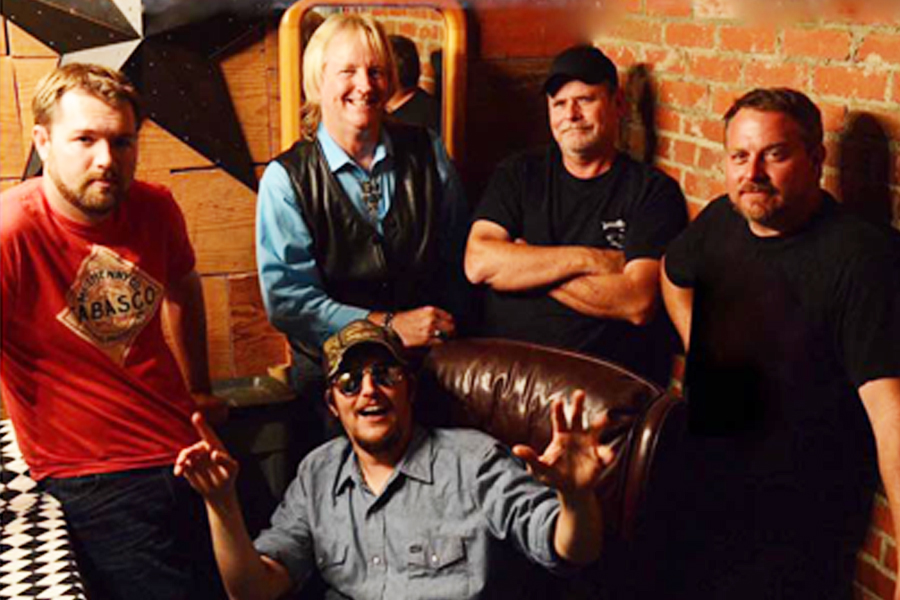 JONATHAN PARKER BAND - Thursday, June 21, 2018 | Pearson Park| 6:30 PM – 8:30 PM
