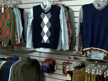 H. STADIEM - CLOTHING FOR WOMEN, MEN & CHILDREN118 N Queen St • Kinston, NC 28501(252) 527-1166