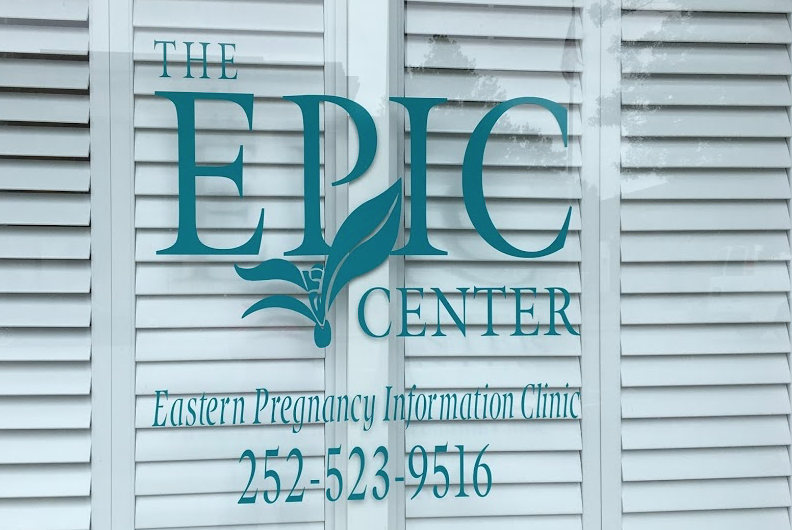 EPIC CENTER - PREGNANCY CARE304 N Queen St • Kinston, NC 28501(252) 523-9516