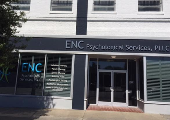 ENC PSYCHOLOGICAL SERVICES - MENTAL HEALTH304 N Queen St • Kinston, NC 28501(252) 208-0027