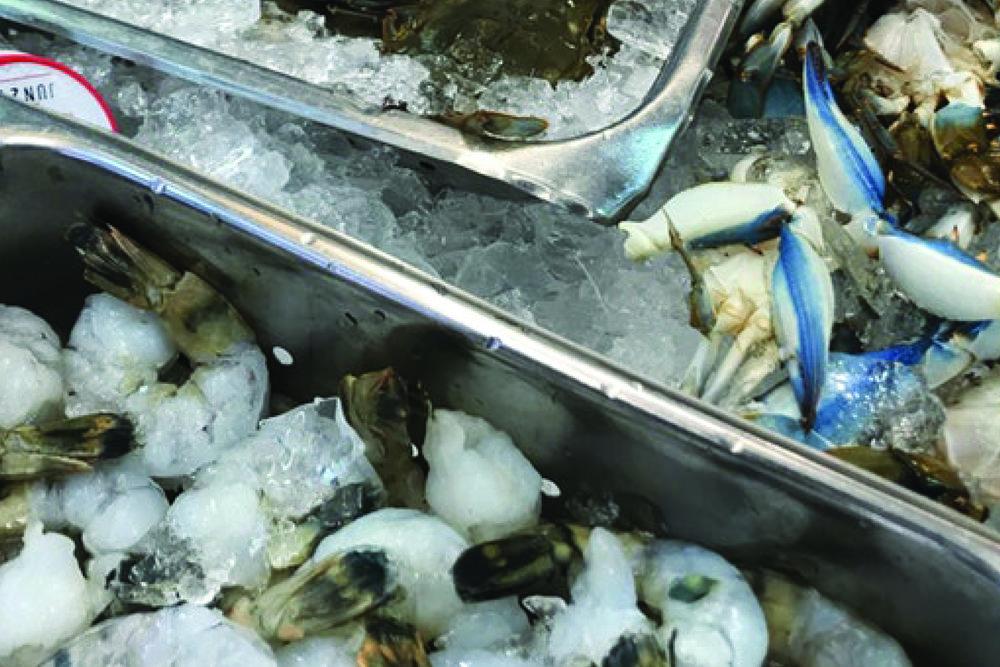 REYNOLD'S SEAFOOD - SEAFOOD AND COOKING ITEMS336 N Herritage StKinston, NC 28501(252) 523-2556
