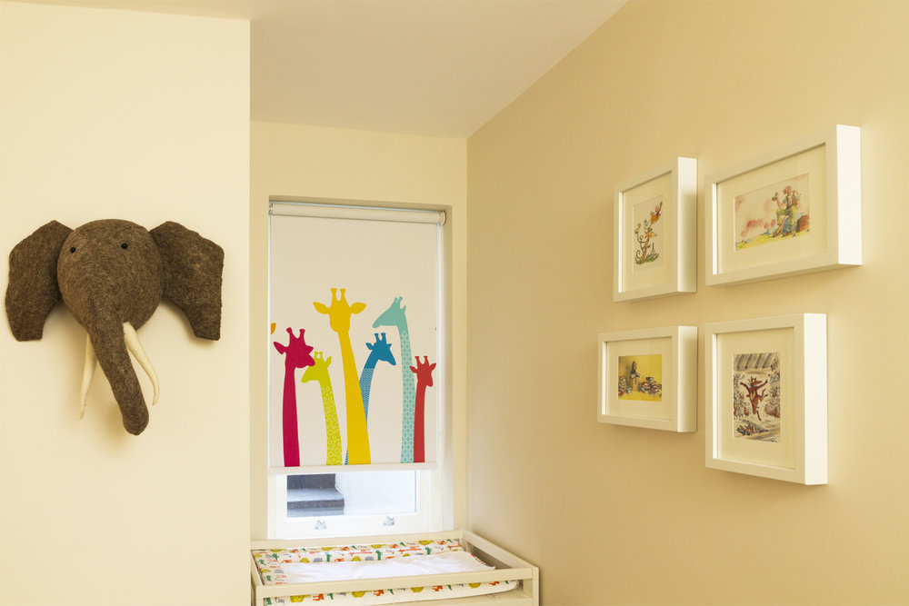 Nursery - 'after' photo