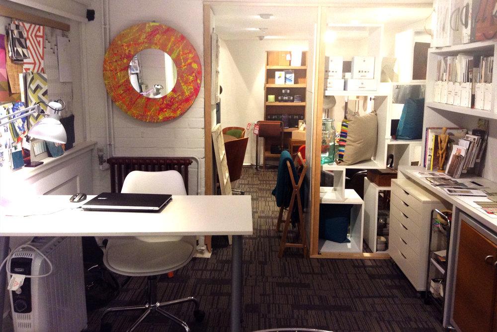 Audrey Whelan Interior Design Highgate Studio