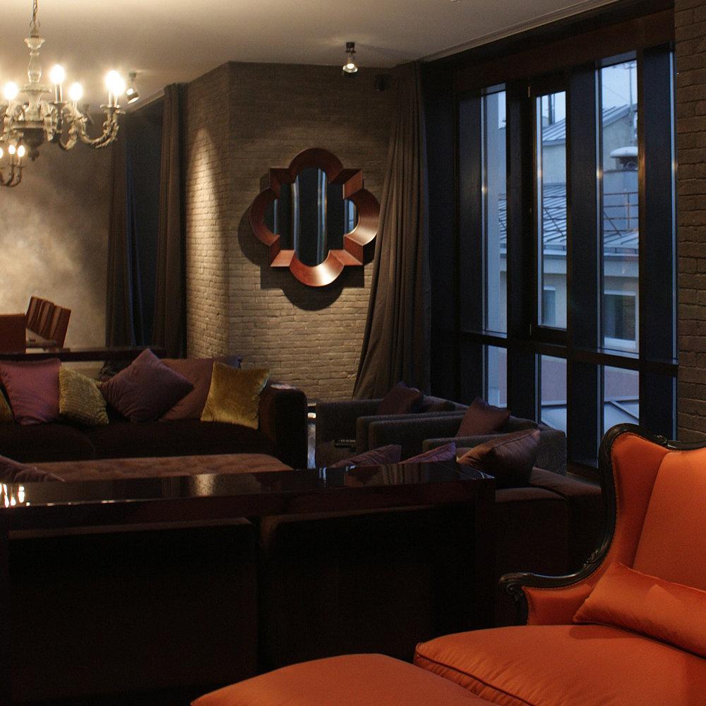 Apartment Kitay Gorod -