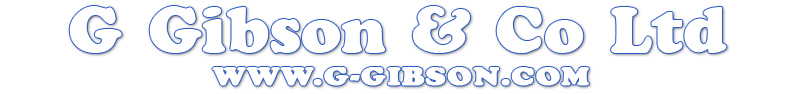 G Gibson & Co Ltd