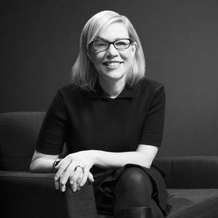 debbie millman   // founder + host @  design matters