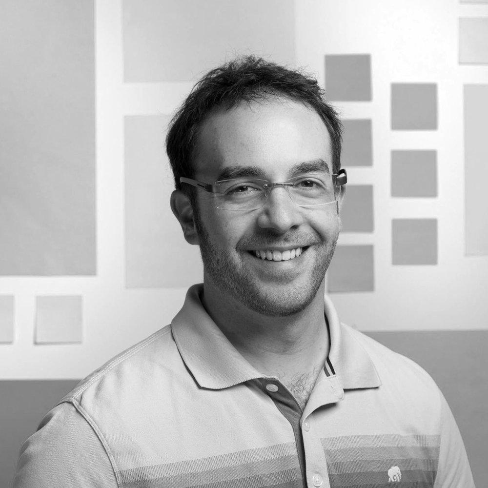 ario jafarzadeh   // head of design @  postmates X