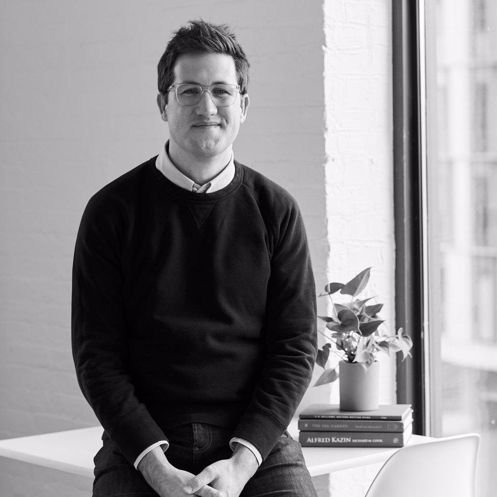 Tim Rile   y  // senior director, ux design @  warby Parker