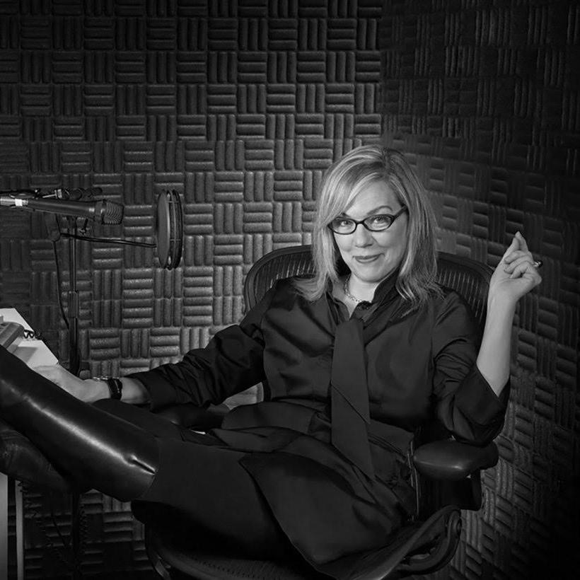 "Debbie millman  // designer, author, host of ""Design matters"""