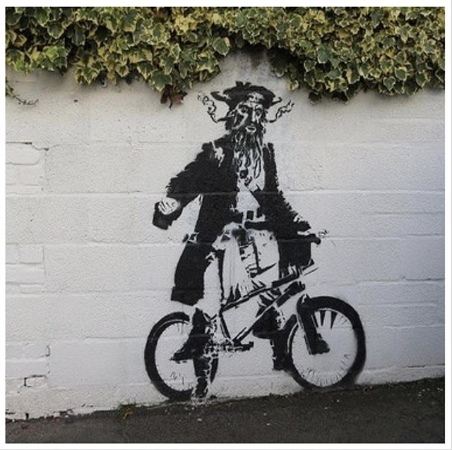 Ready for the weekend.  Pirate Style.  #pirates on #bmx's #bemorepirate