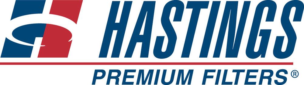 Hastings filters logo