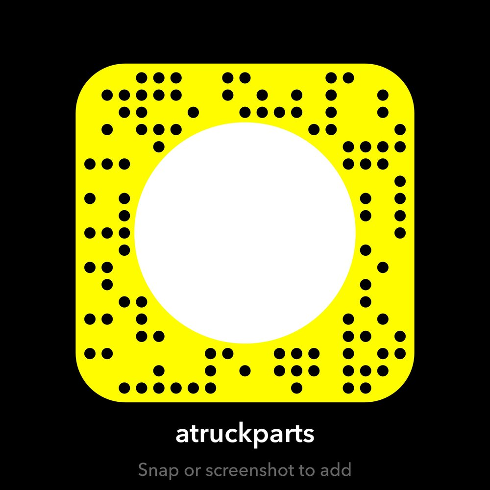 Associated Truck Parts' SnapChat