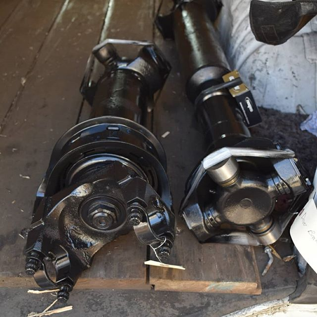 Another happy customer and successful delivery! #balanceddriveshaft #driveshaftshop #driveshaft