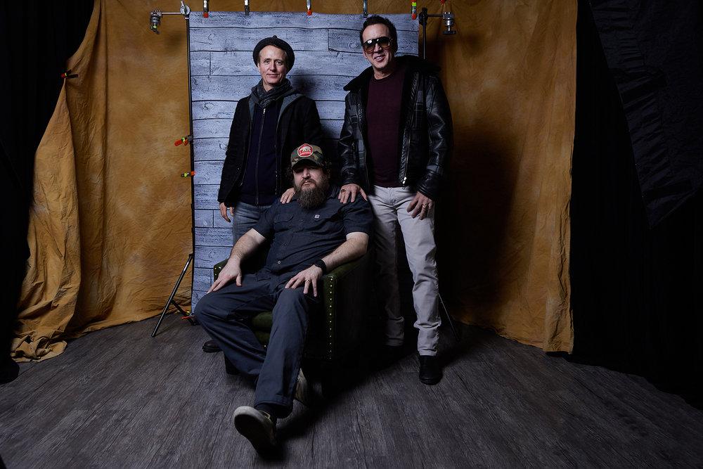 Panos Cosmatos & Nicolas Cage & Linus Roache
