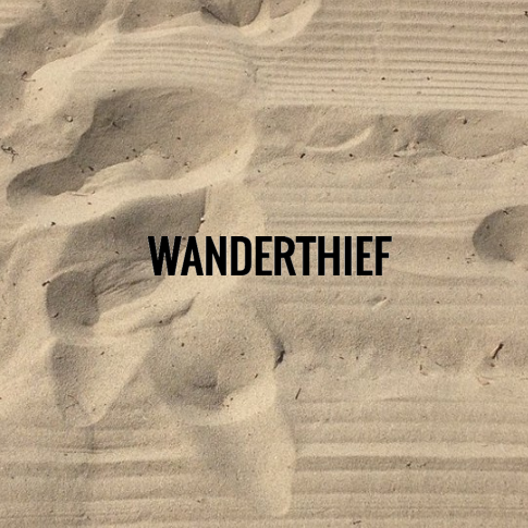 Wanderthief is the most recent incarnation of a creative writing blog I started in 2008. The essays featured on Wanderthief are often personal, sometimes political, and typically weird. It's an experiment with lyric essay and practice in the world of creative nonfiction.   Read Wanderthief here.