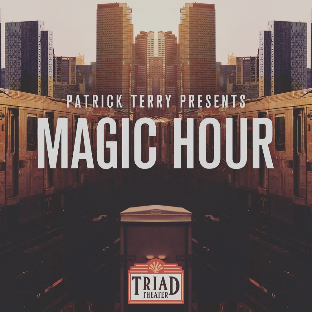 Patrick Terry Magic Hour