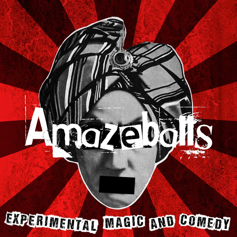 Amazeballs, Where Experimental Magic Flourishes    Genii Online — May 2018