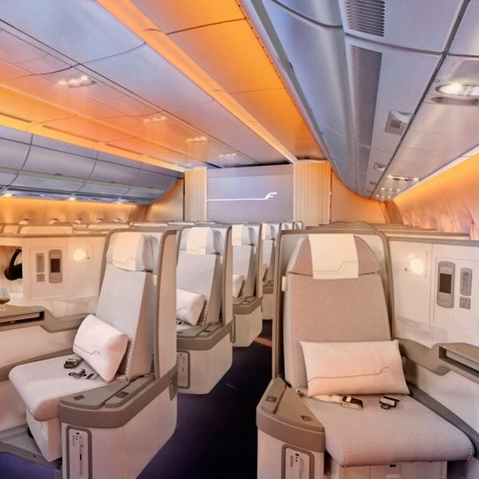 Airbus's New Planes Fight Jet Lag with Special Features    Business Insider — December 2015