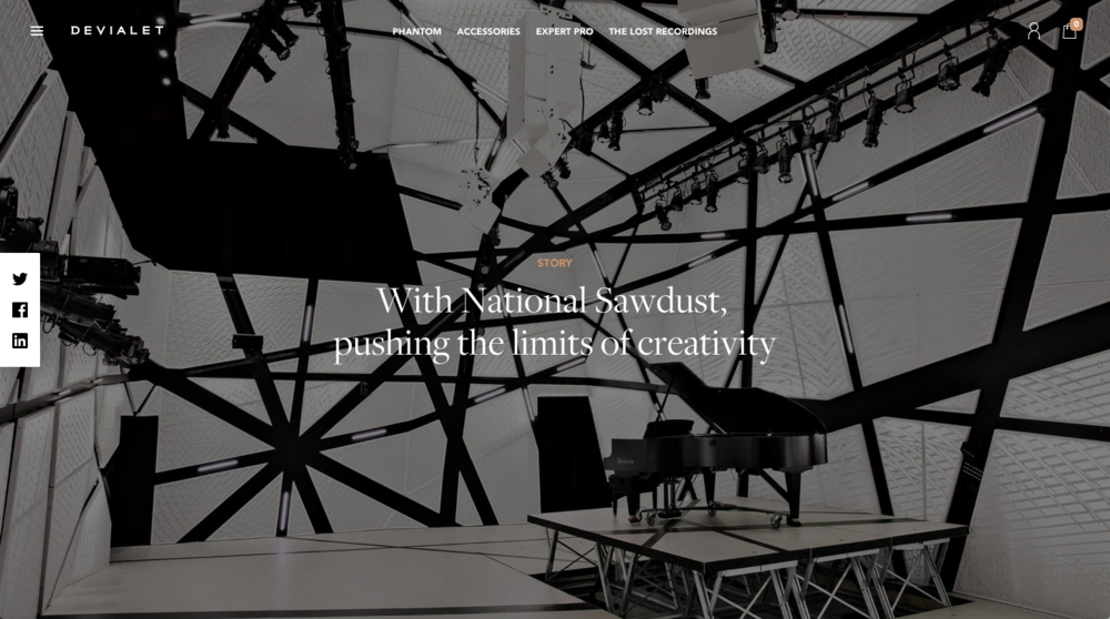 National Sawdust Gala Auction