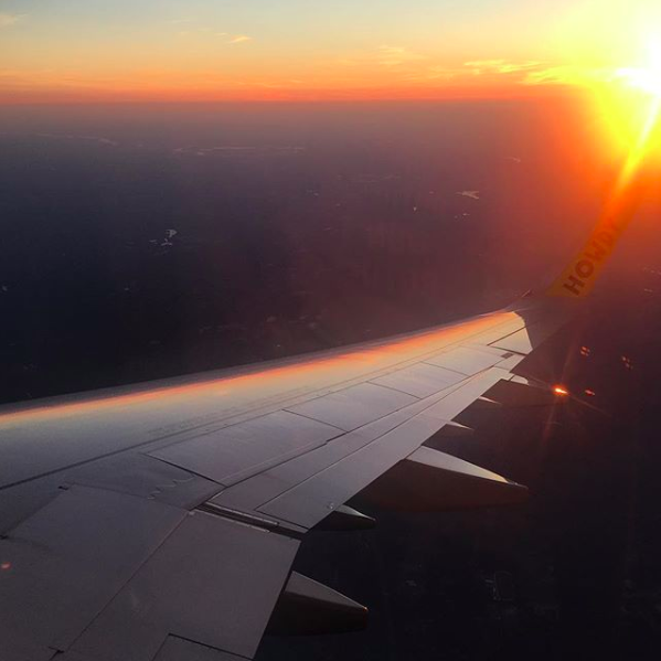 Spirit flare flight