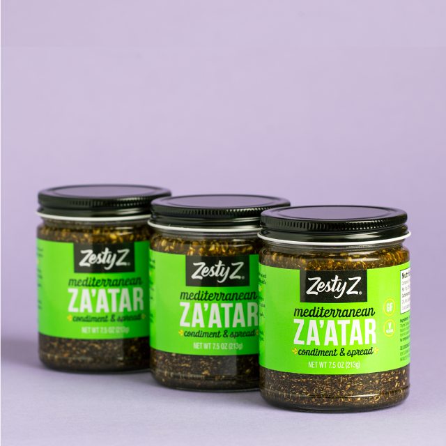 Mother-son Duo Spices Up Your Kitchen Pantry with Za'atar    Taste Talks — September 2017