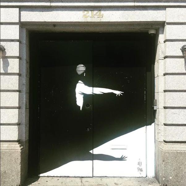 CLC Sept street art