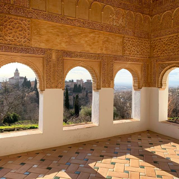 Granada Alhambra 2019 CLC