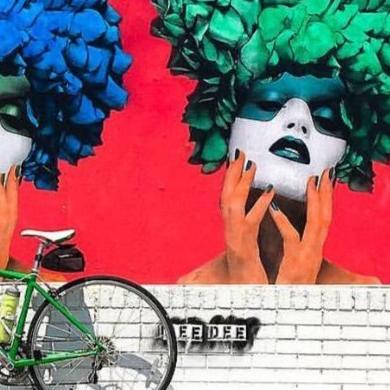 Meet the Street Artist Restoring New York's Punk Rock Edge    Magenta—February 2019