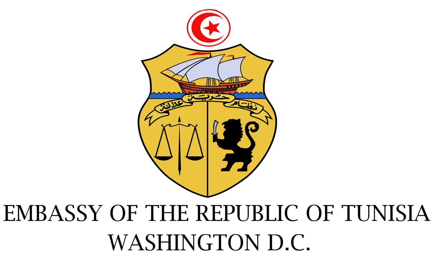 EMBASSY OF THE REPUBLIC OF TUNISIA
