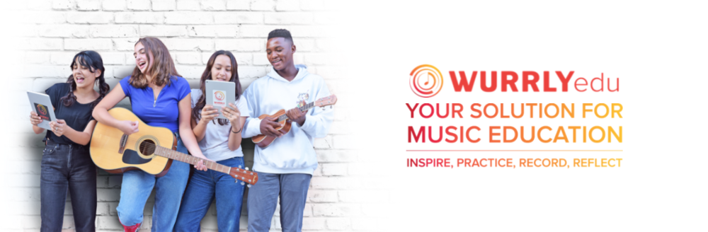 WURRLYedu - Utilizes the connection with grammy award winning artists to inspire learners to develop not just musical skills but also social and emotional skills. It is a complete digital solution for music educators designed to inspire students and create engaged learners- For teachers, it is a web portal with a personalized curriculum builder, supported by lesson plans from world class music institutions and short form videos from Grammy award winning artists. - For students, it is mobile app containing thousands of popular songs that students can customize, practice and record both inside the classroom and at home. By connecting these two products, we create a dynamic assessment tool that allows for truly experiential learning.
