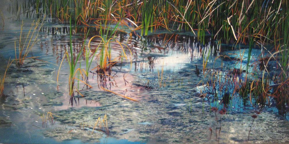 Luminous Reeds