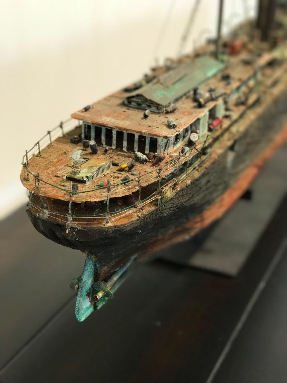 Comal Detail (Sold)