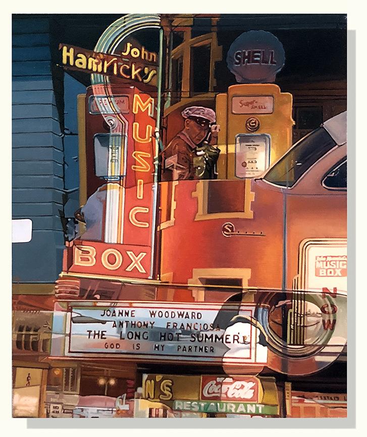 The Music Box.oil on canvas. 12__x10__.jpg