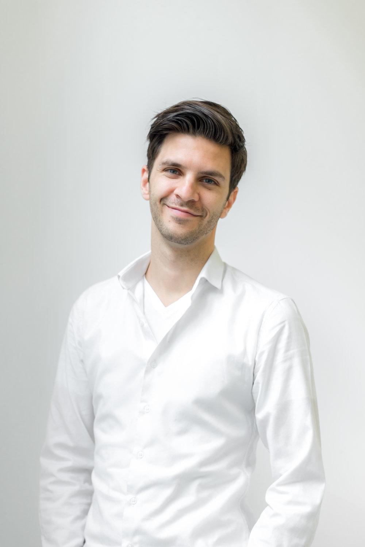 Mario Debout | Founder & Executive CD Art