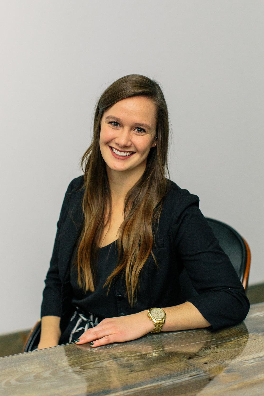 Kristen Rider - Office Administrator